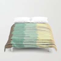 Shreds of Color 2 Duvet Cover