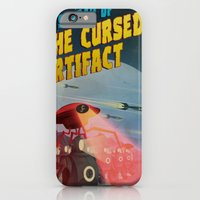 iPhone & iPod Case featuring In Search of the Cursed Artifact by Jesss