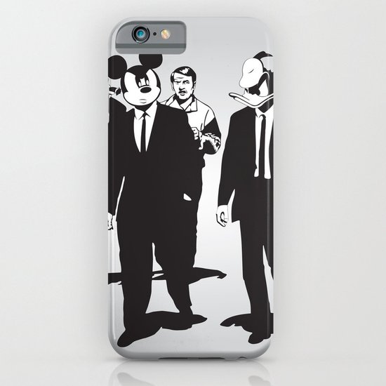 Walt's Protection Crew iPhone & iPod Case
