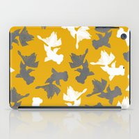 Goldfish Pattern iPad Case