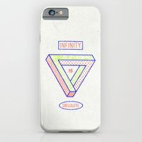 iPhone & iPod Case featuring NONFINITY by ICE CREAM FOR FREE