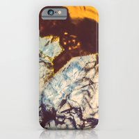 Agate, Earth frozen in time iPhone 6 Slim Case