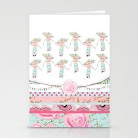 A Pocket Full of Shabby Chic Stationery Cards