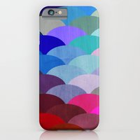 apple iPhone & iPod Cases featuring Scales by Steven Womack