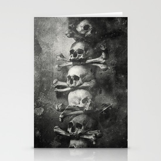Once Were Warriors II. Stationery Card