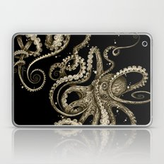 Octopsychedelia Sepia Laptop & iPad Skin