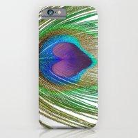 Peacock Love iPhone 6 Slim Case