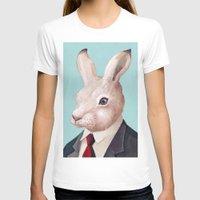 rabbit T-shirts featuring Rabbit by Animal Crew