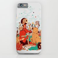 iPhone & iPod Case featuring Overgrowth Explorer by Mitch Loidolt