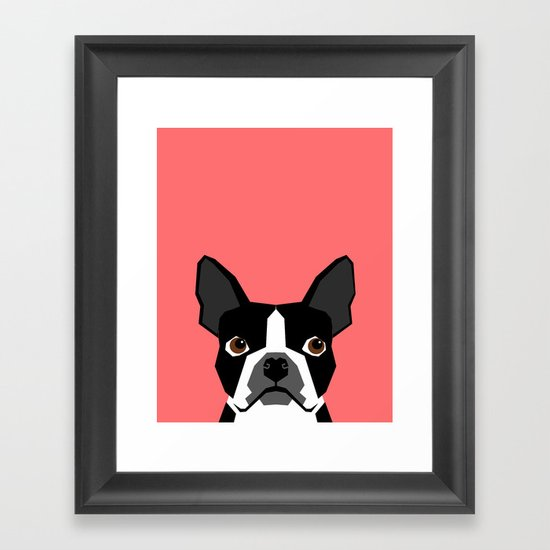 Kennedy Boston Terrier Cute Dog Themed Gifts For Small