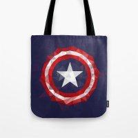 Meduzzle: Capitan's Amer… Tote Bag
