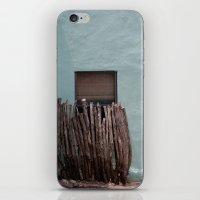Alpine, Texas Window iPhone & iPod Skin