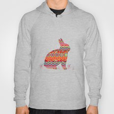 India Style Pattern (Multicolor) Hoody