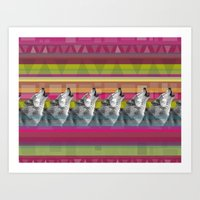 Wolves- NonSM Art Print