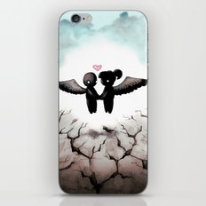 The World Comes Crashing Down iPhone & iPod Skin