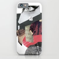 iPhone & iPod Case featuring four eyes by Andrei Cojocaru
