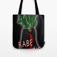 Rabe Zombie Tote Bag