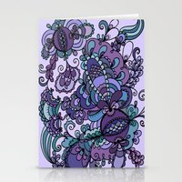 Grapeade Stationery Cards