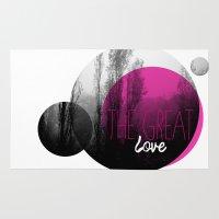 The Great Love - Romanti… Rug