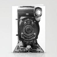 Vintage Kodak Camera Stationery Cards