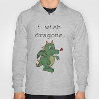 I Wish Dragons Hoody