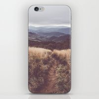 Bieszczady Mountains iPhone & iPod Skin