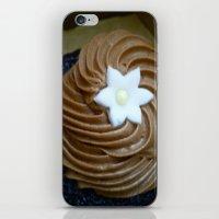 Chocolate Cupcake iPhone & iPod Skin