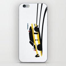Quattro S1 iPhone & iPod Skin