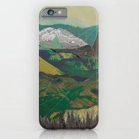 Buffalo Mountains iPhone 6 Slim Case