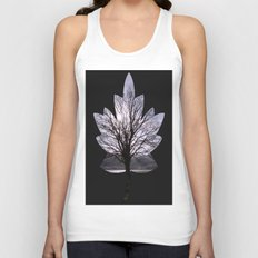 Leaf Tree Unisex Tank Top