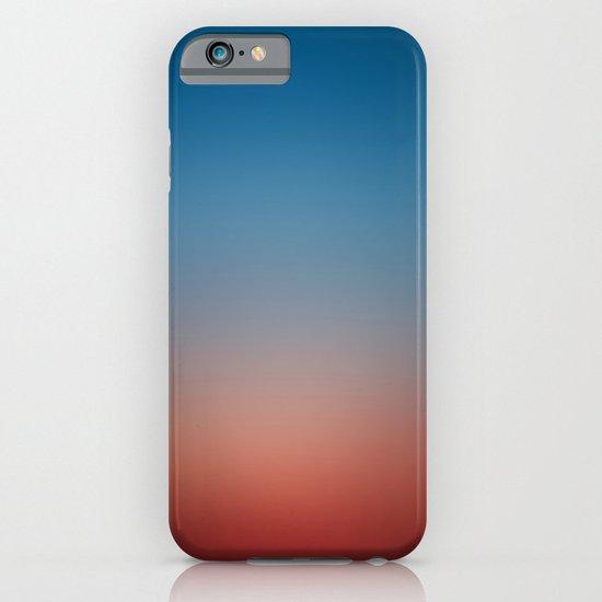 Sunset Gradient 5 iPhone & iPod Case