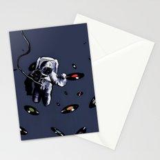 Interstellar Record Hunt Stationery Cards