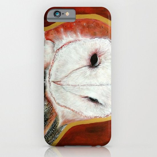 Dos Owl iPhone & iPod Case