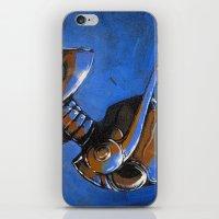 XA-82 iPhone & iPod Skin