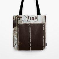 Café Fino Tote Bag
