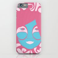 iPhone & iPod Case featuring Bjork: All is Full of Love by Strong Odors