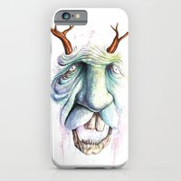 iPhone & iPod Case featuring Mask by Colin Maisonpierre