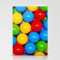 BALLS Stationery Cards