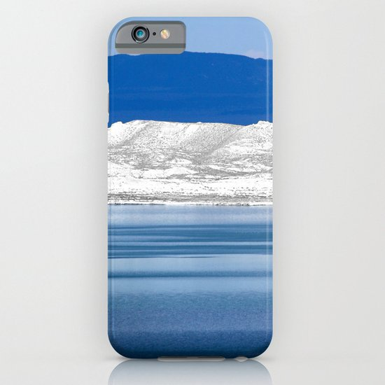 Cool Blue iPhone & iPod Case
