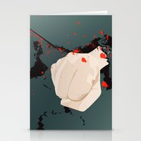 smashed Stationery Cards