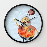 Pi Power! Wall Clock
