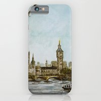 iPhone & iPod Case featuring London view by Laura MSS