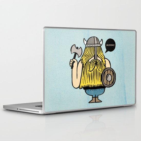 Pillage and Plunder Laptop & iPad Skin