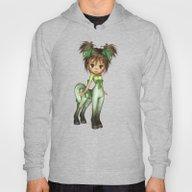 Elf Pony Melly Melon Hoody