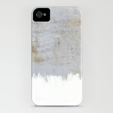 Painting on Raw Concrete iPhone (4, 4s) Slim Case