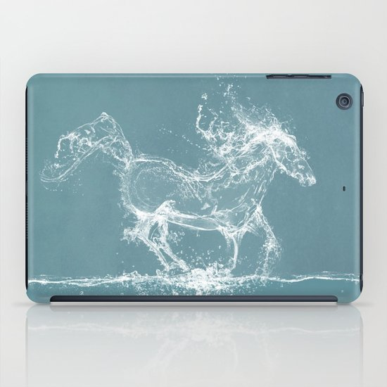 The Water Horse iPad Case