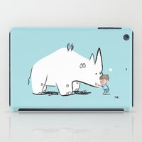 Mr. White Rhino Gets A H… iPad Case