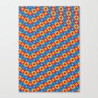 Pattern 0007 Canvas Print