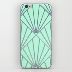 Art Deco Clams iPhone & iPod Skin