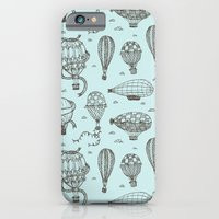 Hot Air Balloons iPhone 6 Slim Case